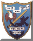 USS Fiske(DD842)-Detect and Destroy
